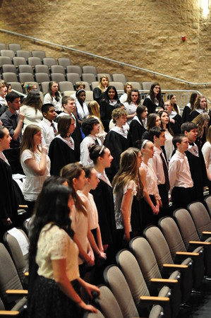 KHMS Eighth Grade Choir Festival
